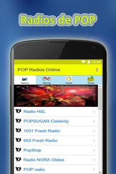 POP Radios Online Gratis Good poster