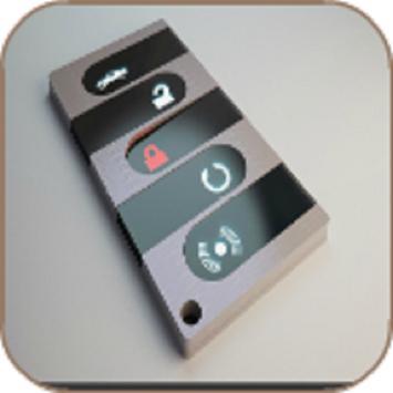 car key apk screenshot