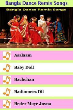 Bangla Dance Remix Songs poster