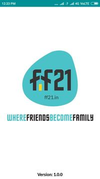 FF21 poster