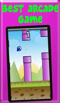 Floppy Bird Game FREE poster
