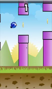 Floppy Bird Game FREE apk screenshot