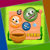 Loopy Fruit Catch Free icon