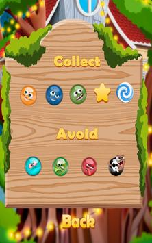 Loopy Fruit Catch Free screenshot 1