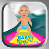 Surfing Baby Sports Adventure icon
