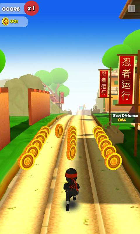 Ninja Runner For Android Apk Download