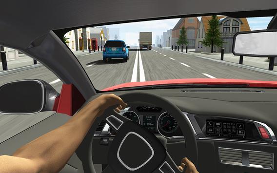 Racing in Car screenshot 3