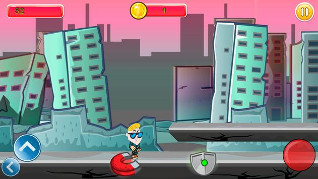 Dexter on mission apk screenshot