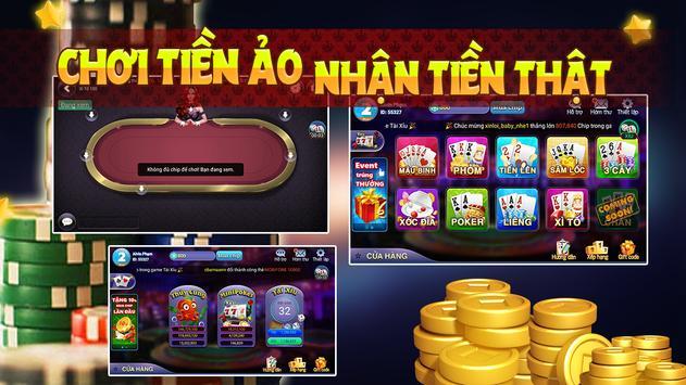Game bai Fang96, danh bai online, game bai online poster