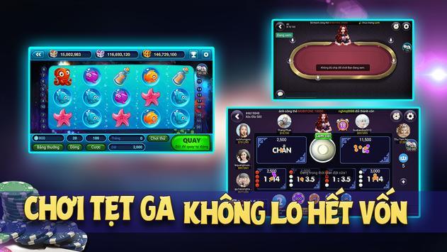 Game bai Fang96, danh bai online, game bai online screenshot 1