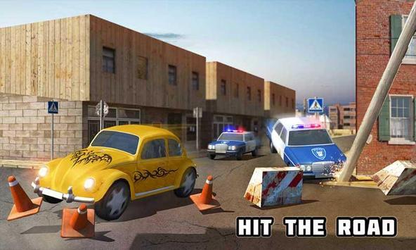 Crime City Mafia Gang War Car Theft Gangster Games screenshot 1