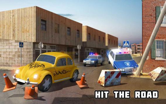 Crime City Mafia Gang War Car Theft Gangster Games screenshot 6