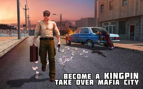 Crime City Mafia Gang War Car Theft Gangster Games screenshot 8