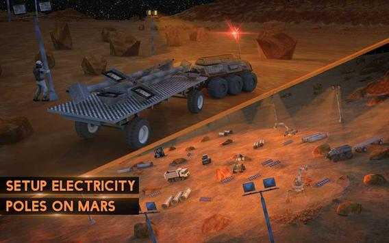 Space City Construction Simulator Game:Mars Colony screenshot 9