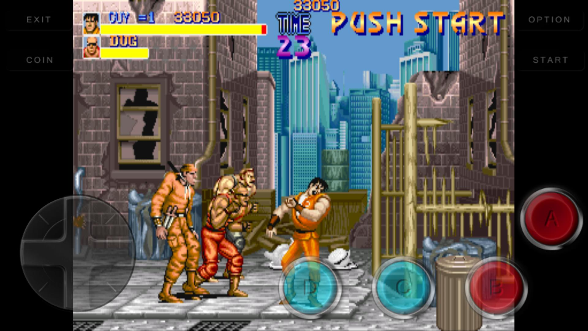 Code Final Fight Arcade For Android Apk Download