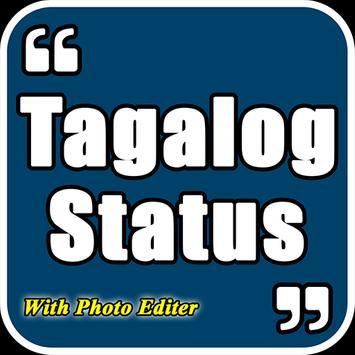 Tagalog, Hugot, Pinoy & Bisaya Quotes Editor 2018 poster