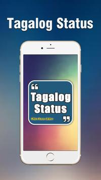 Tagalog, Hugot, Pinoy & Bisaya Quotes Editor 2018 screenshot 1