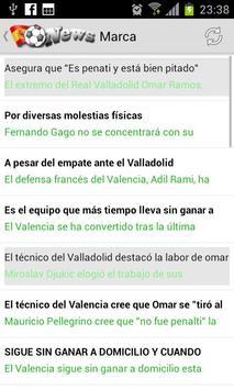 Liga News screenshot 2