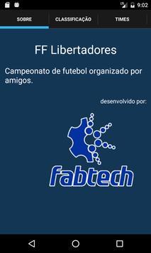 FF Libertadores screenshot 1