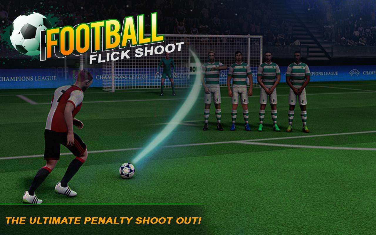 FootBall Flick Shoot cho Android - Tải về APK
