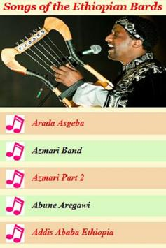 Songs of the Ethiopian Bards poster