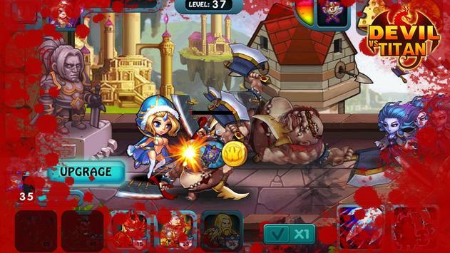 Devil vs Titan apk screenshot