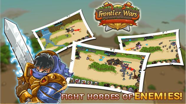 Frontier Wars apk screenshot