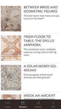 Spello's Villa of Mosaics screenshot 1