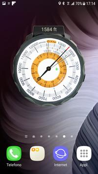 Altimeter free apk screenshot