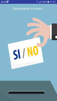 Di la tua - referendum 2016 poster