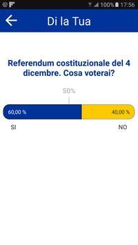Di la tua - referendum 2016 screenshot 2
