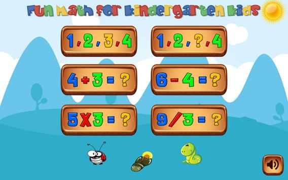Child Learn Math 1st 2nd grade screenshot 3