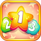 Basic Math Learning and Preschool games for kids icon