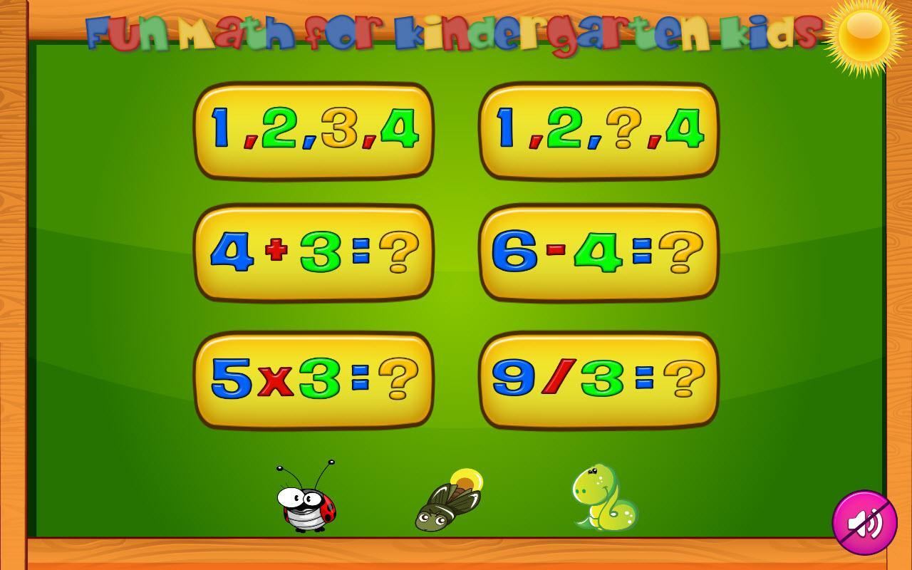 Basic Math Learning and Preschool games for kids APK Download - Free ...