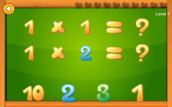 Preschool basic skills, numbers screenshot 12