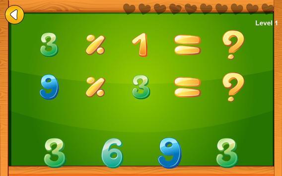 Preschool basic skills, numbers screenshot 13