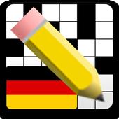 Kreuzworträtsel Deutsch kostenlos icon