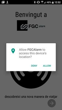 FGC Alarm poster