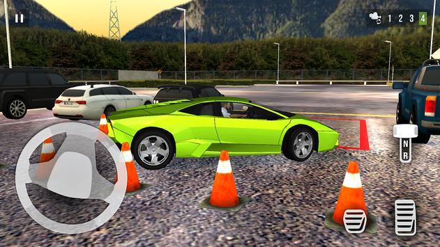 Car Parking 3D: Super Sport Car 2 Ekran Görüntüsü 17
