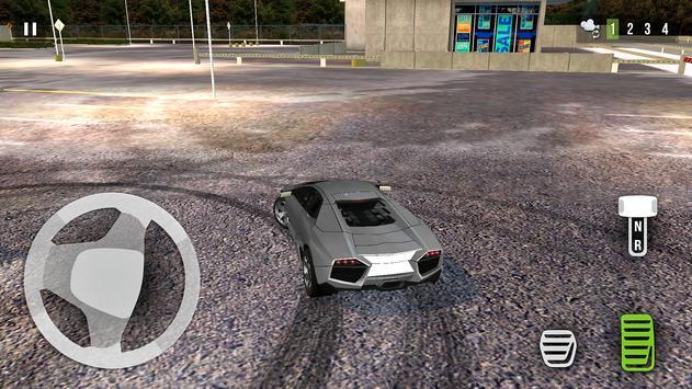 Car Parking 3D: Super Sport Car 2 Ekran Görüntüsü 19