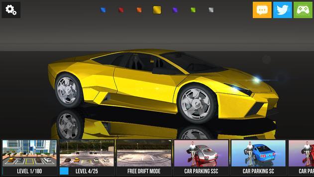 Car Parking 3D: Super Sport Car 2 Ekran Görüntüsü 20