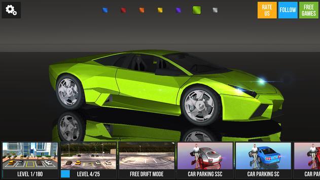 Car Parking 3D: Super Sport Car 2 Ekran Görüntüsü 7