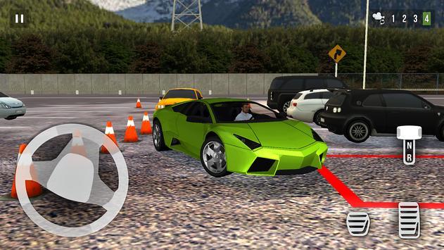Car Parking 3D: Super Sport Car 2 Ekran Görüntüsü 9