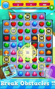Fruit Splash -Match 3- screenshot 12