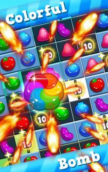 Fruit Splash -Match 3- screenshot 1