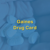Gaines Drug Card icon
