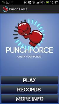 Punch Force apk screenshot