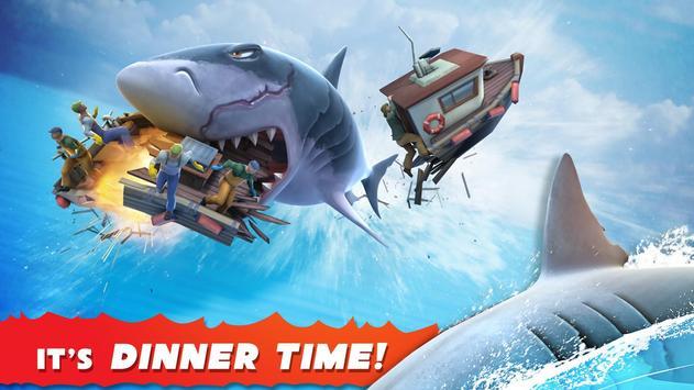 Hungry Shark पोस्टर
