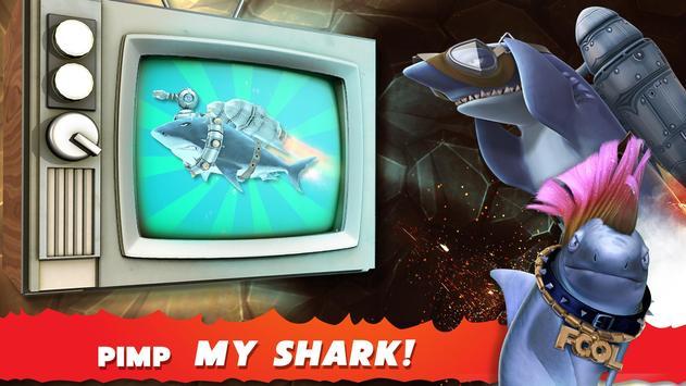 Hungry Shark स्क्रीनशॉट 2