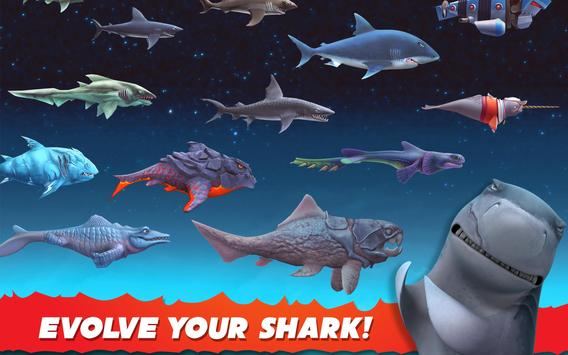 hungry shark evolution apk arcade game for android   hungry shark evolution apk screenshot
